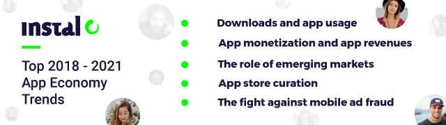 Instal com blog – 2018-2021 App Marketing Trends